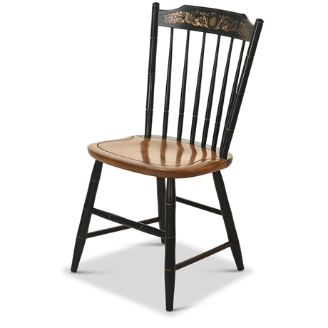 Antique Hitchcock Spindle Back Chair
