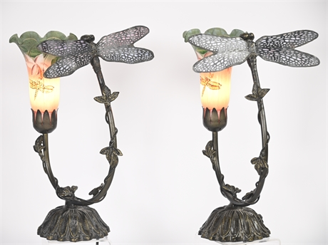 Dragonfly Fairy Lamps