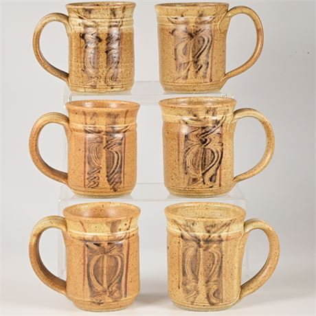 Dick Masterson Stoneware Mugs
