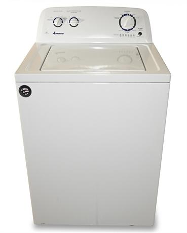 Amana Top Load Washing Machine