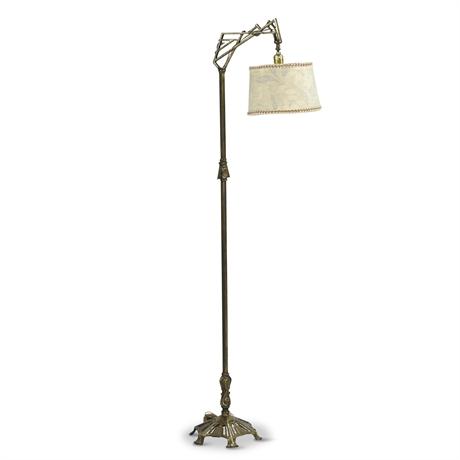 Antique Art Deco Floor lamp