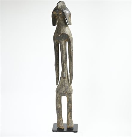 African Wood  Carved Sculpture