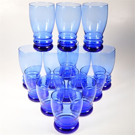 Libbey Tumblers and Juice Glasses