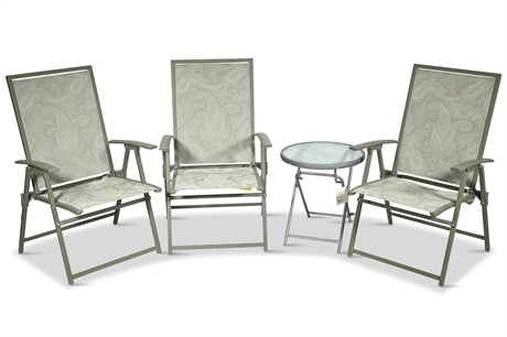 "Martha Stewart Patio Furniture ""Amelia Island Collection"""