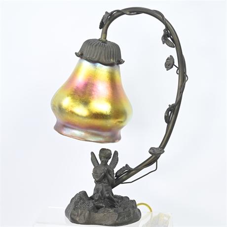 Antique Style Fairy Lamp