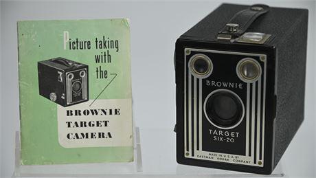 Brownie Target Camera