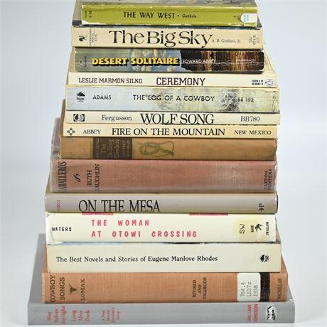 Western Fiction Books