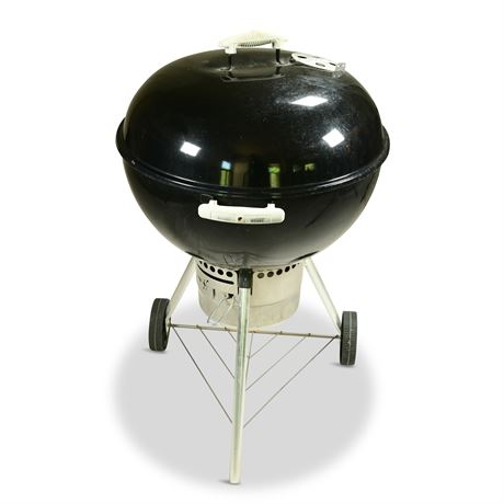 Classic Weber Charcoal Grill