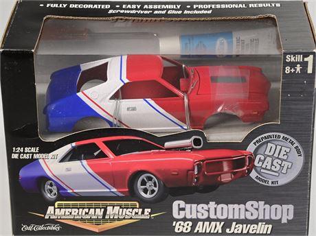 ERTL American Muscle 1968 AMC Javelin