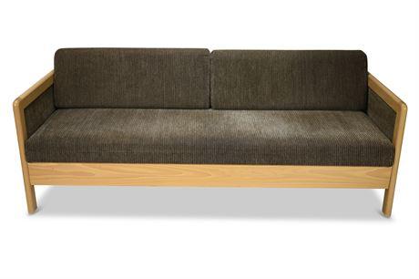 Contemporary Danish Hestbaek Sleeper Sofa