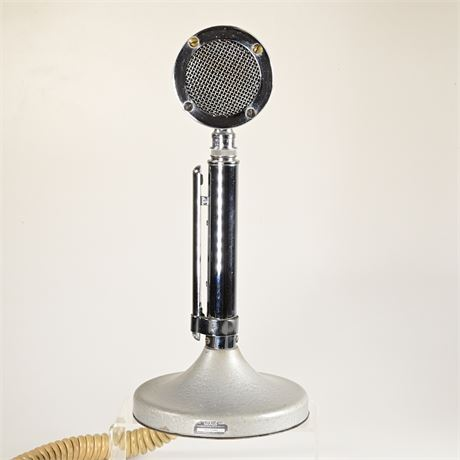 Vintage Astatic D-104 Microphone