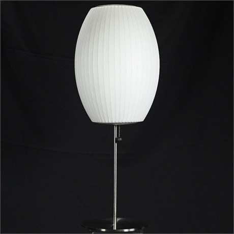 """Bubble Lamp """"Cigar"""" by George Nelson"""