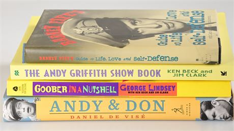 Andy Griffith Books