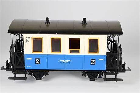 LGB - Lehmann 3015 2nd Class Passenger Car