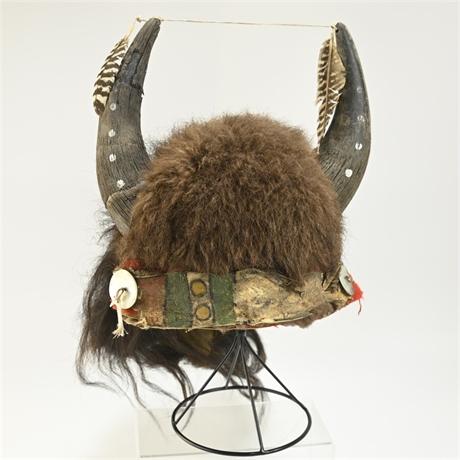 Vintage/Antique Native American Regalia Headdress