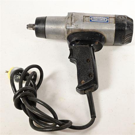 "Vintage Craftsman 1/2"" Impact Tool"