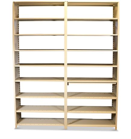 7.5' Commercial Shelving