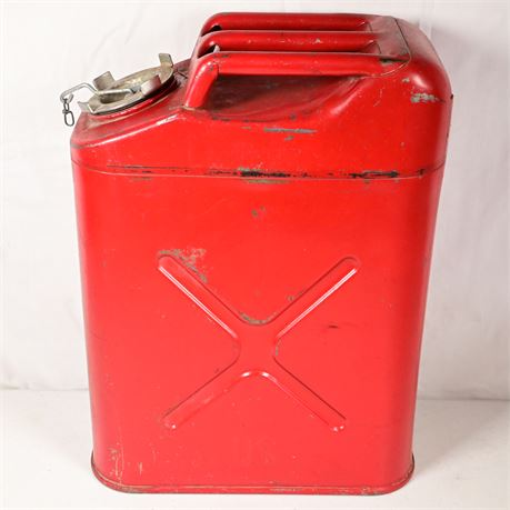 USMC Gas Can