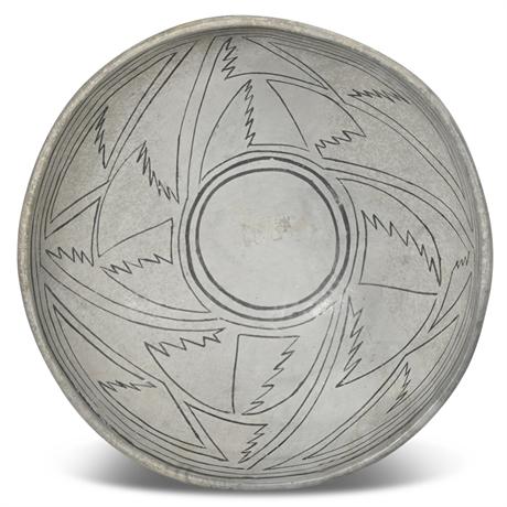 Complete Anasazi Bowl