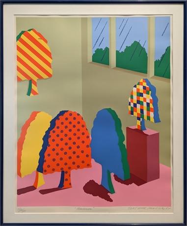 """Bent Karl Jacobsen """"Museum"""""""
