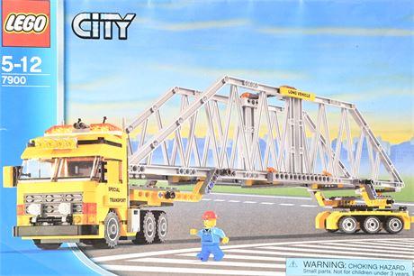 Lego City Heavy Loader