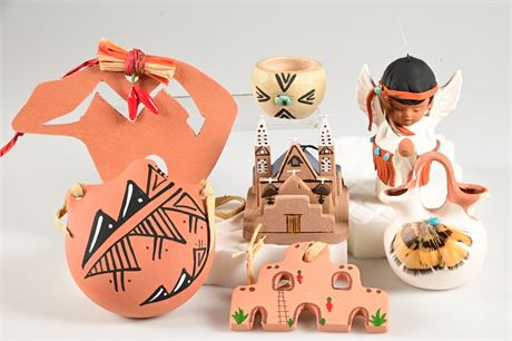 Southwest Ornaments and Collectibles
