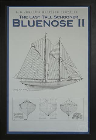 L.B. Jenson's Heritage Sketches