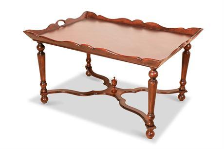 Mahogany Cocktail Table