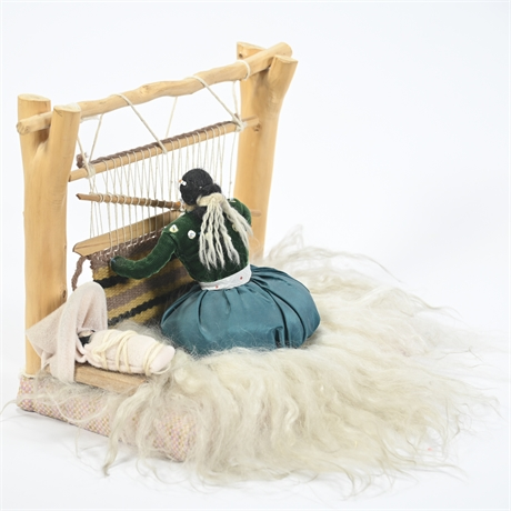 Navajo Sample Weaver