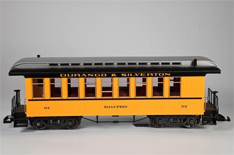 LGB - Lehmann 35800 Durango and Silverton Passenger Car