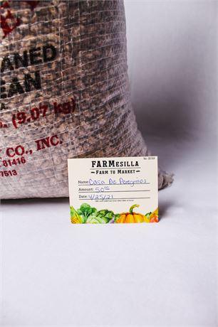 FARMesilla Gift Cards & Pinto Bean bag