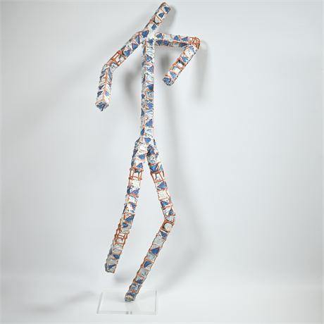 Wire Mannequin Sculpture
