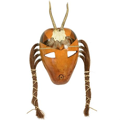 Original Sharon McKee Gourd Mask