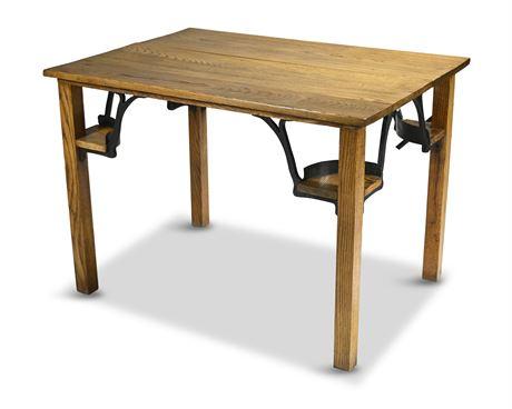 Pre-Prohibition Pocket Table