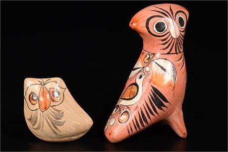 Pair of Tonala Owls