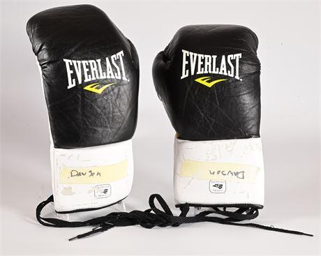 Trout vs. Dawson, Daniel Dawson Boxing Gloves