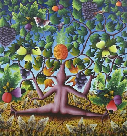 "Bruno Chrysler ""Tree of Life"""
