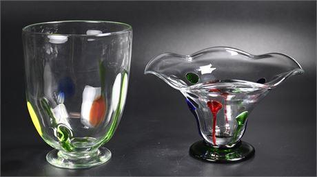 Colorful Art Glass