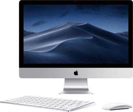 "27"" Apple iMac Retina 5k 3.2GHz i5 8GB 2TB FUSION M380 2GB Graphics"