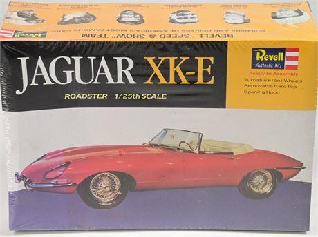 Revell Jaguar XKE Roadster Model Kit