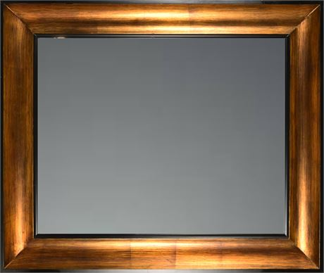 Elegant Beveled Mirror