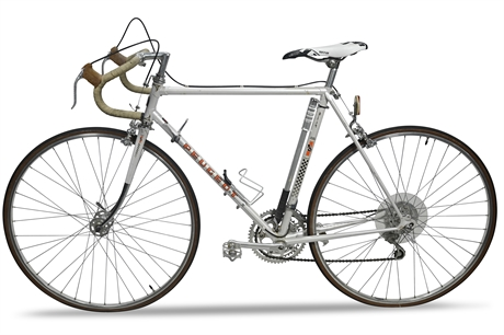 Vintage Peugeot Carbolite 103 Bicycle