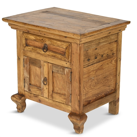 Rustic Side Chest