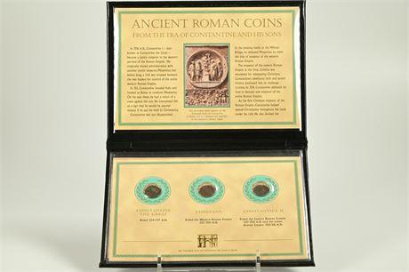 Constantine Era Ancient Roman Coins
