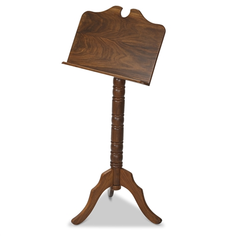 """Roosebeck """"Boston"""" Single Tray Music Stand"""