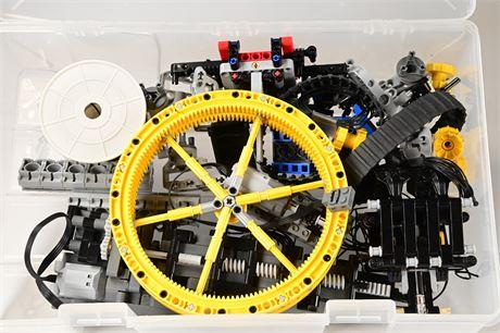 Lego Pieces (528 Pieces)