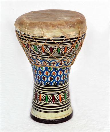 Authentic Moroccan Drum