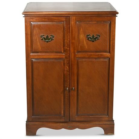 Vintage Converted Zenith T.V. Cabinet