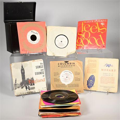 (40) 45 RPM Records