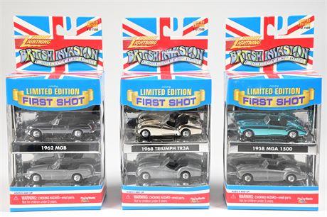 Johnny Lightning British Invasion